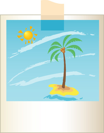 picture photo  Vector