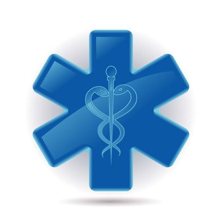 medical signs: medical symbol