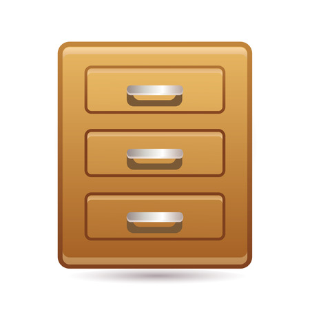 drawers: cupboard icon