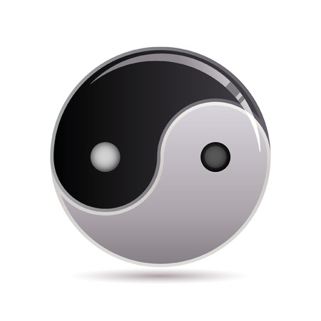 elemental: Ying yang icon