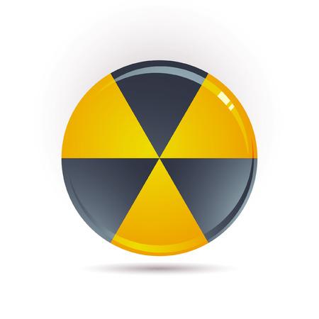 danger icon Stock Vector - 7289629