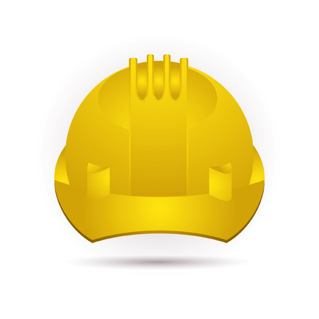 construction helmet: helmet icon