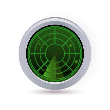 localization: radar icon