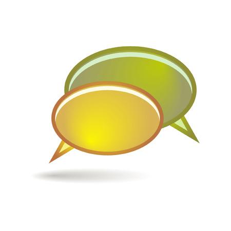 discussion forum: bubbles icon