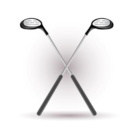 golfing: golf icon