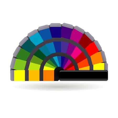 palette  Stock Vector - 7923478