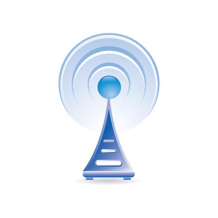 broadcasting: icono de se�al