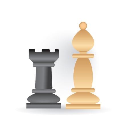 chess icon Stock Vector - 9201396
