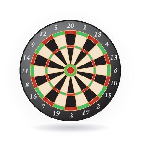 bullseye: Dart-Spiel