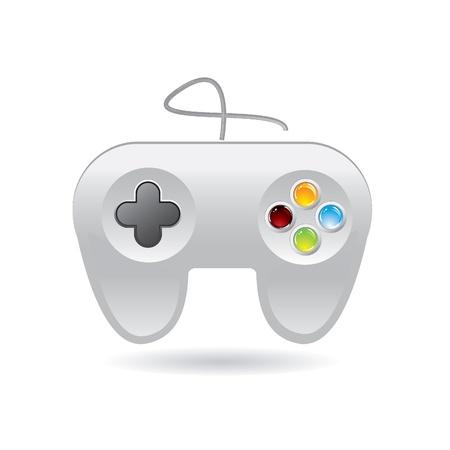 player controls: icono de juego