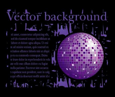 disco ball Stock Vector - 9921837