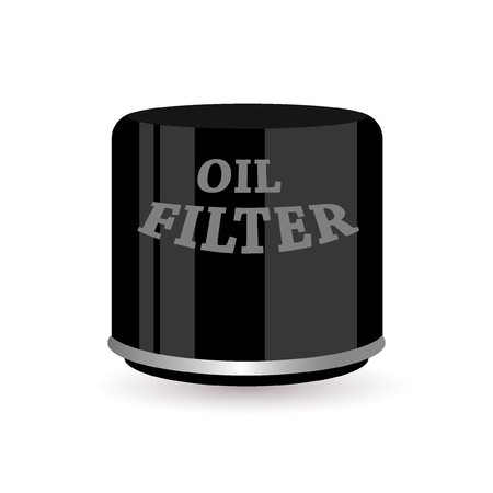filter: oil filter Illustration