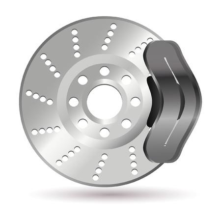 brake: brake disc icon