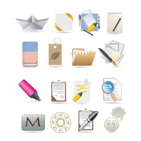 smyle: paper icons