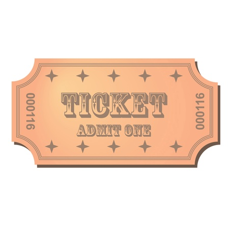 film role: ticket