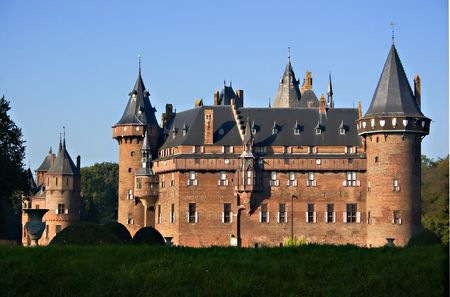 Castle in the Netherlands photo