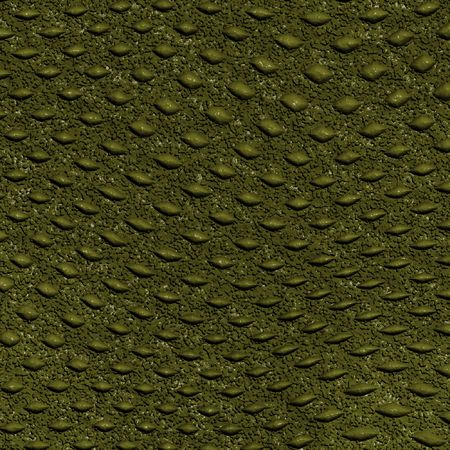 slither: Illustration of green scales Stock Photo