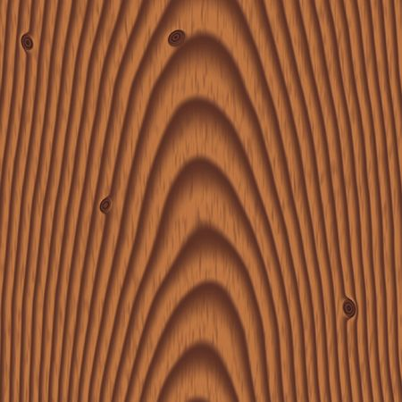 Wood background illustration with knots