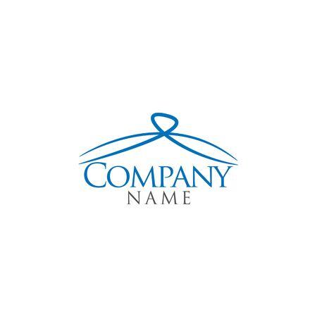 Laundry Logo Template Design Vector. Cleaning Service Logo Concept. Logo