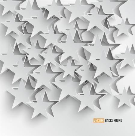 abstract background stars  Web Design Illusztráció