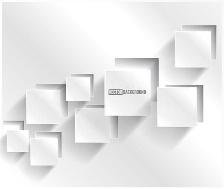 light shadow: Vector abstract background square  Web Design