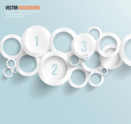 Vector circle mnogo 29 04 2013 Illustration