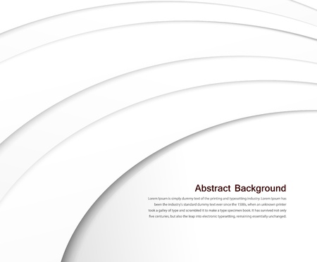 Vector abstract background white. and stripe Illustration