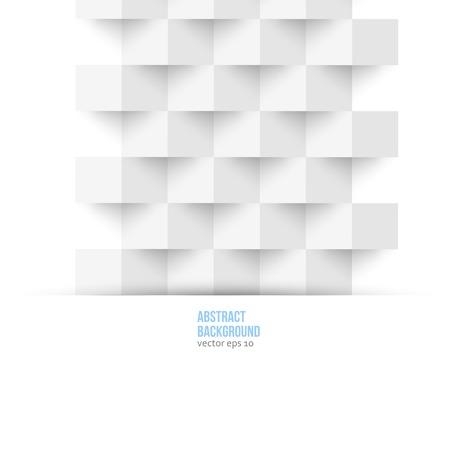 business backgrounds: Vector sfondo astratto. Poligono blu e una carta geometrica