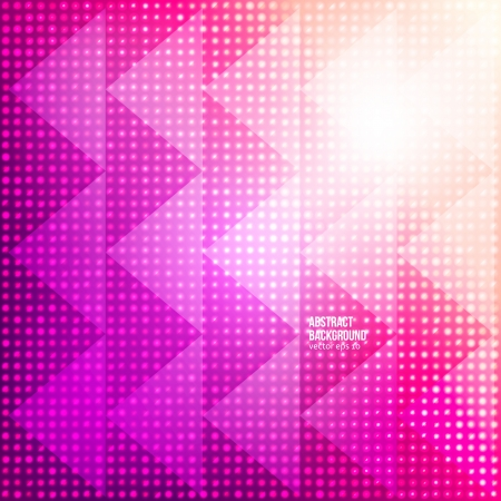 abstract background. triangle and pink geometric