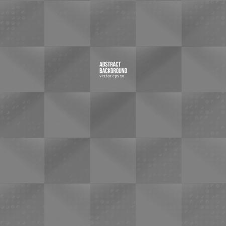 fondo cuadritos: Resumen de antecedentes. Plazas oscuro y sombra