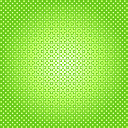 green lines: Geometric pattern texture. Abstract background and squares