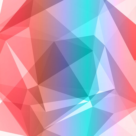 Vector background abstract polygon triangle. Vector