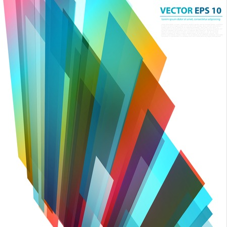 overlapping: Vector background abstract scratches lines.