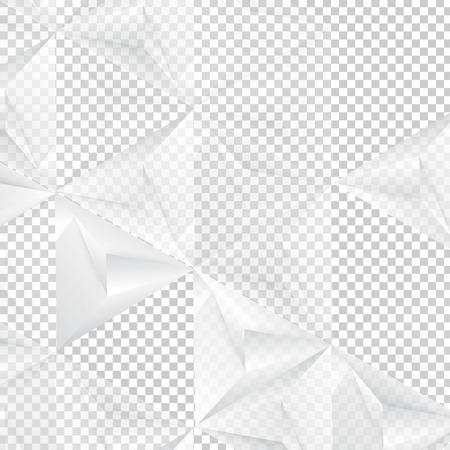 Vector background abstract polygon triangle. Illusztráció