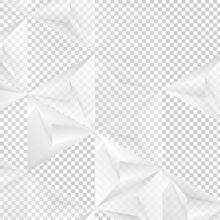 Vector background abstract polygon triangle. Illustration