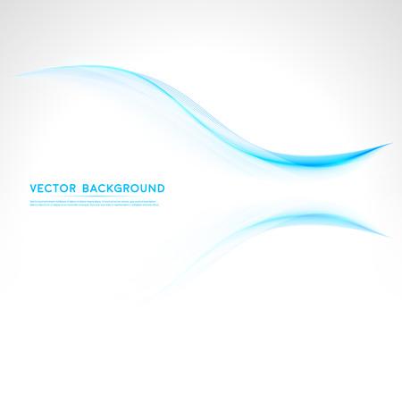 ベクトルの抽象的な背景デザイン波状。