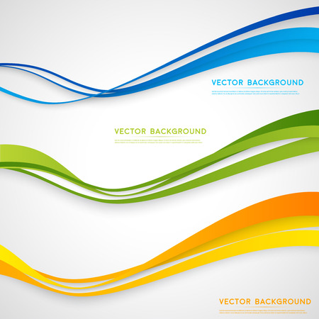 backdrop colorful: Vector abstract background design.