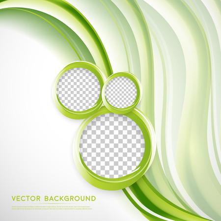abstrakt: Vector abstrakten Hintergrund Design.