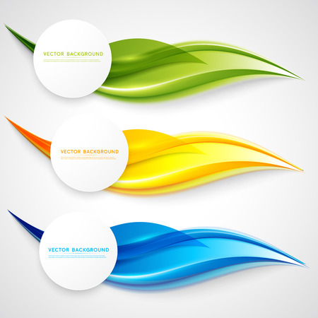 Vector abstract background design. Vector