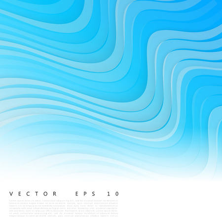 waves: Vector abstract background design waves.