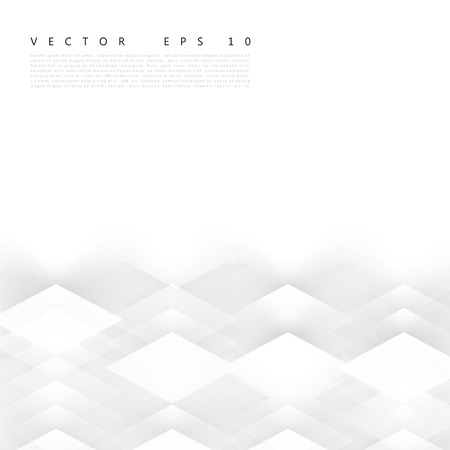 Vector background abstract squares. Illusztráció