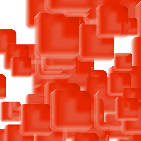 capillary: Vector Abstract geometric background