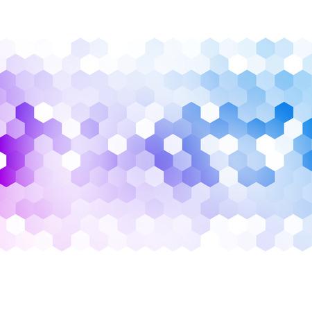 hexagonal: abstract 3d hexagonal.