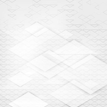 forme geometrique: Vector Abstract forme géométrique de triangles. carrés