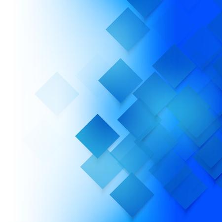hintergrund himmel: Vector blauen Quadraten. Zusammenfassung Hintergrund. Sky blank