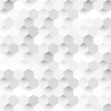 gauze: Vector abstract color 3d hexagonal. Background with hexagon element