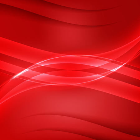 abstract template: Red background curve. Vector abstract red background design wavy. Brochure design templates collection and waving