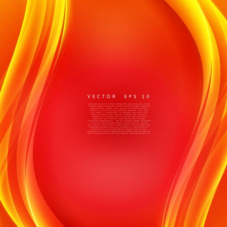red smoke: Red background curve. Vector abstract red background design wavy. Brochure design templates collection and waving