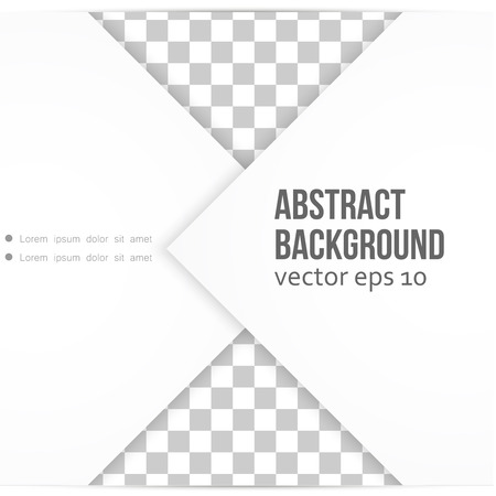 tactile: Vector Blue  Illustration. Modern material design background. Illustration