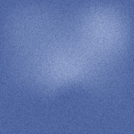 apparel part: Vector Beautiful Jeans texture. Texture of blue jeans background Illustration